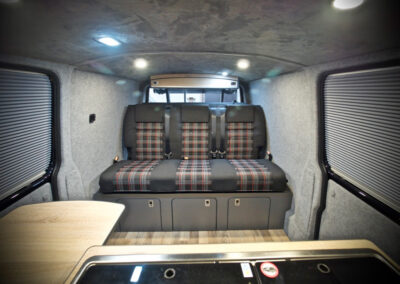 Tartan T6.1 LWB Day Van Kitchen Pod